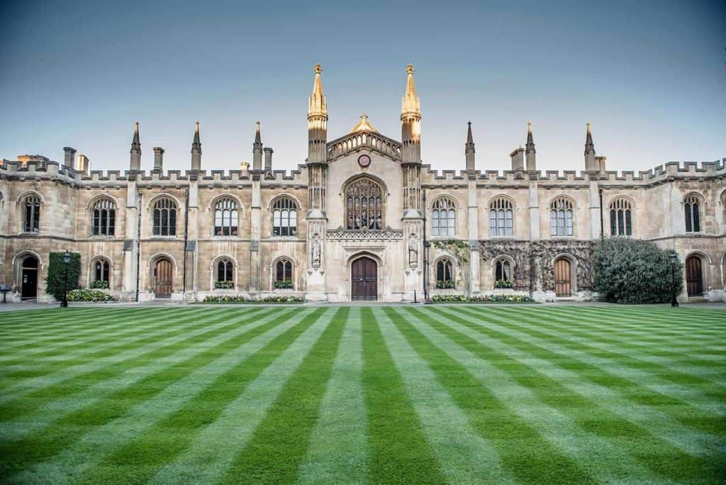 Corpus Christi college Cambridge wedding photography