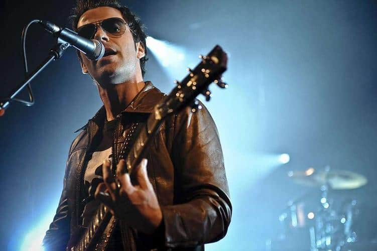 live music photography Stereophonics - Cambridge Photographer