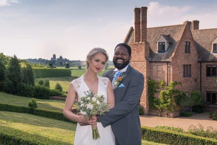 Ely Old Hall wedding photography